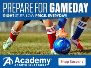 Academy Sports Banner