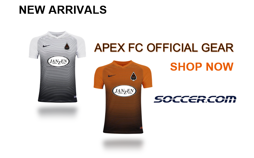 Shop APEX FC Official Gear
