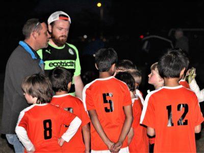 U10 Boys Soccer